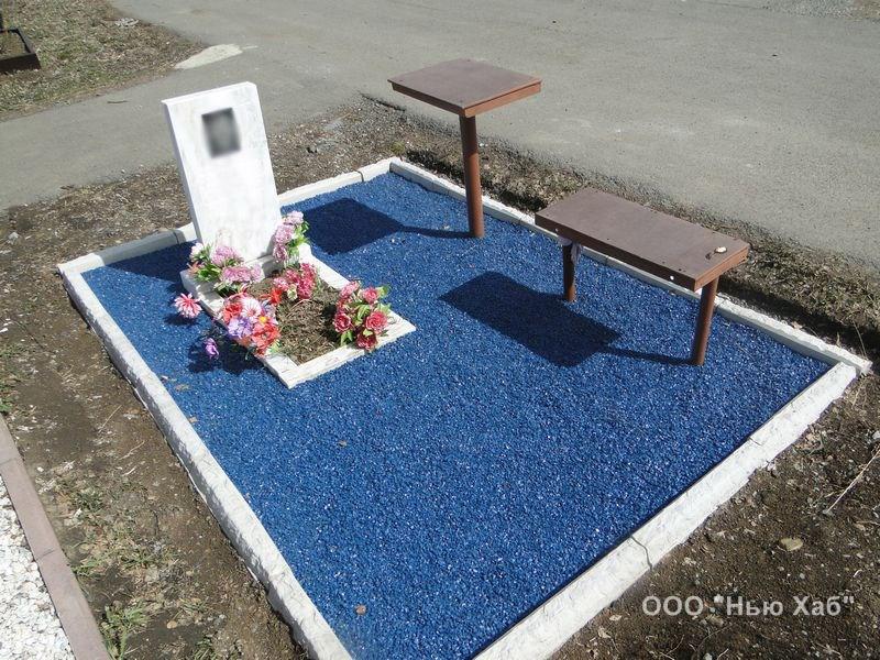 Как оформить могилу на кладбище своими руками 83